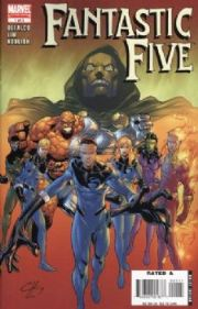 Fantastic Five Comics (2007 Series)